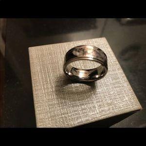 Men's camo ring